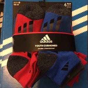 Adidas Youth Socks